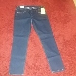 H & M Skinny Ankle Jeans